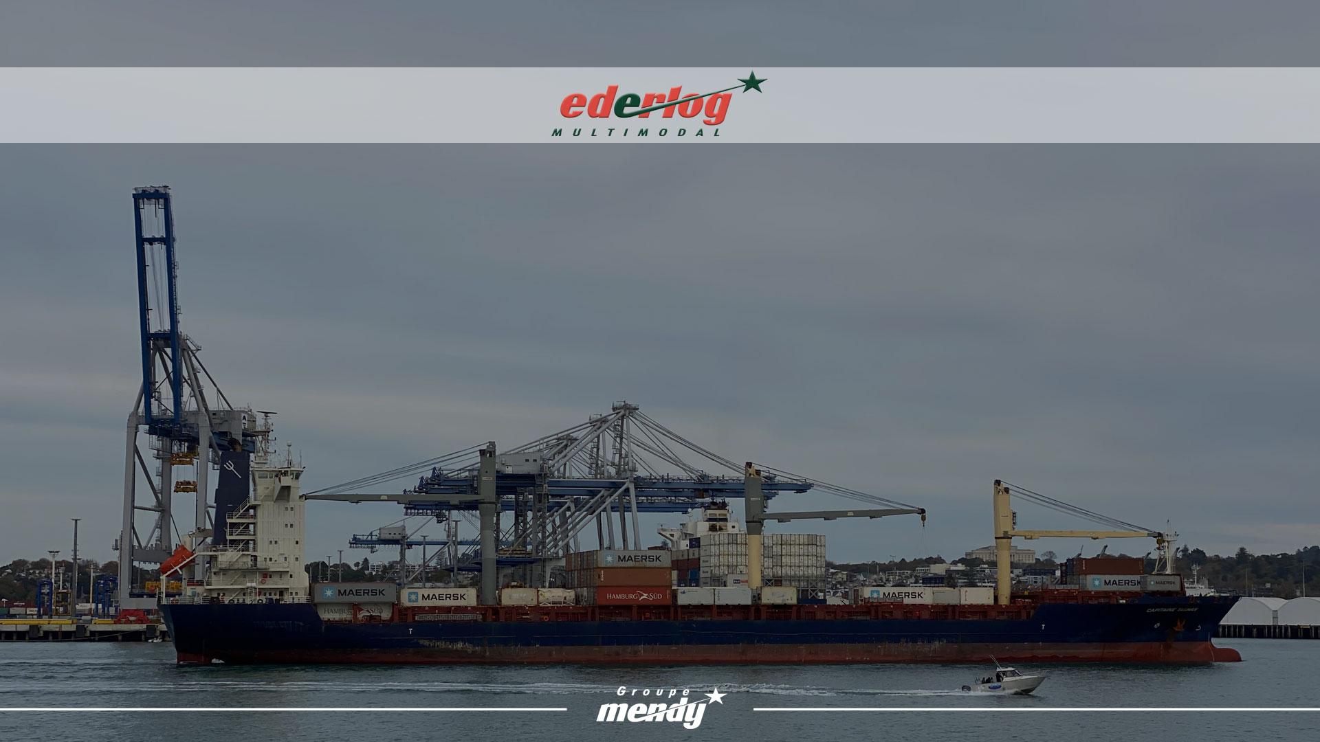 Ederlog : transport maritime