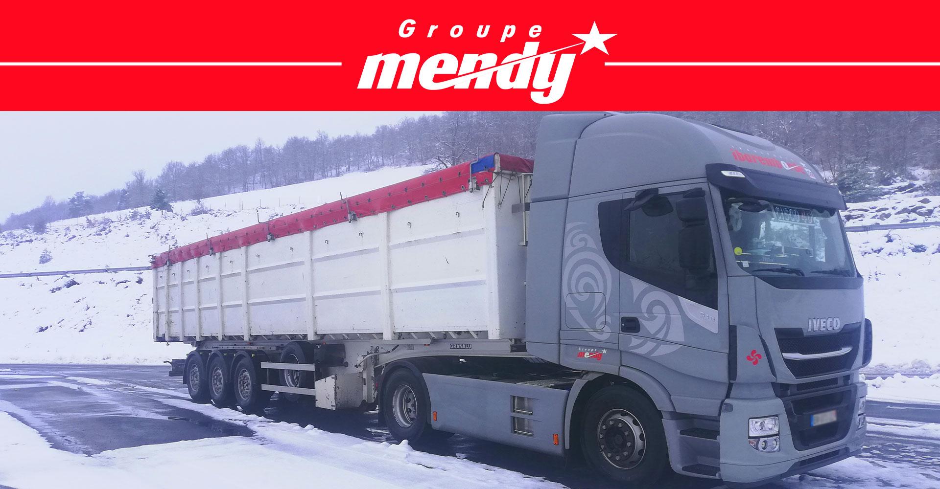 Qualimat-Transport: sécurité du transport de vrac alimentaire