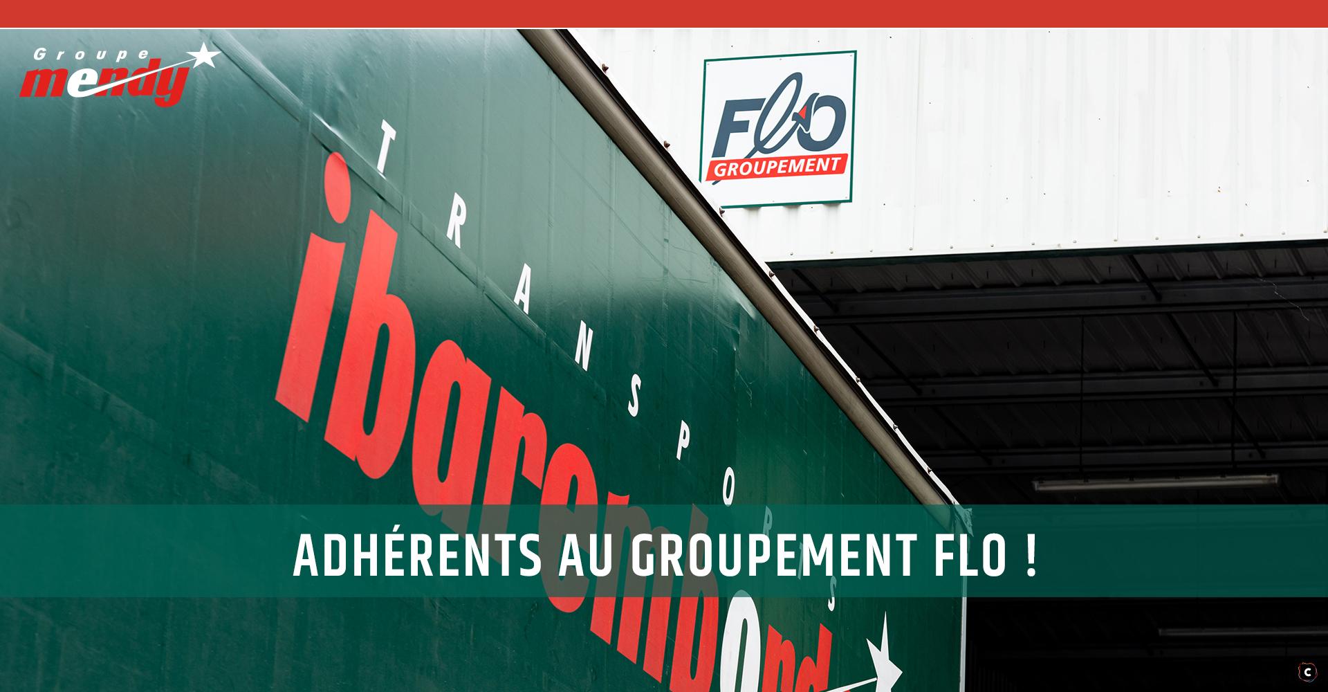 Une force nationale: notre adhésion au Groupement FLO